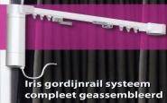 Elektrische gordijnrails